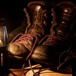 Are hiking boots better protection than shoes for your ankles?